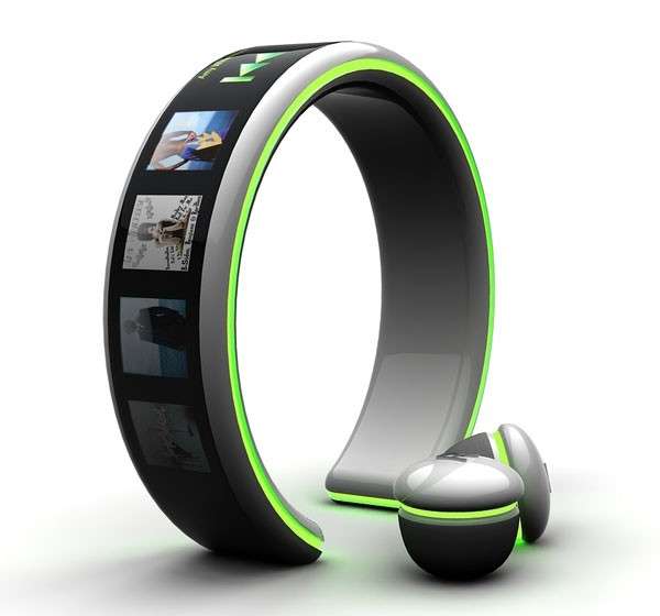 Wristband MP3 Player