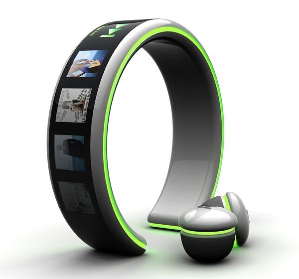 Wristband MP3 Player